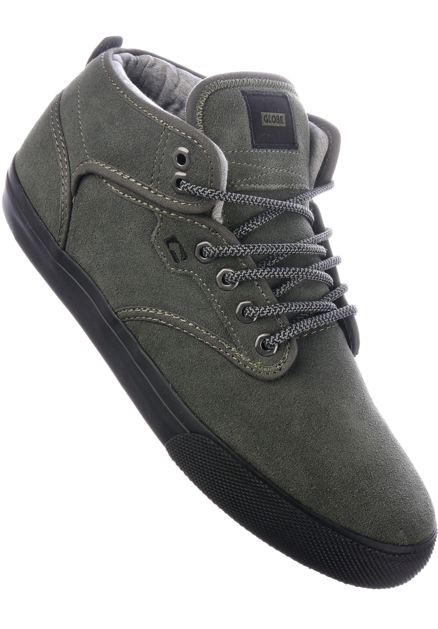 scarpe da skate vans motley snow