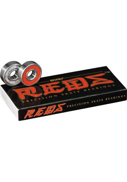 Bones Bearings Kugellager Reds no color Vorderansicht