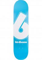 Birdhouse Skateboard Decks Giant B Logo blue Vorderansicht
