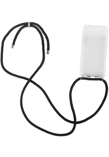 Phonelace Verschiedenes PL1024 black-silver vorderansicht 0972482
