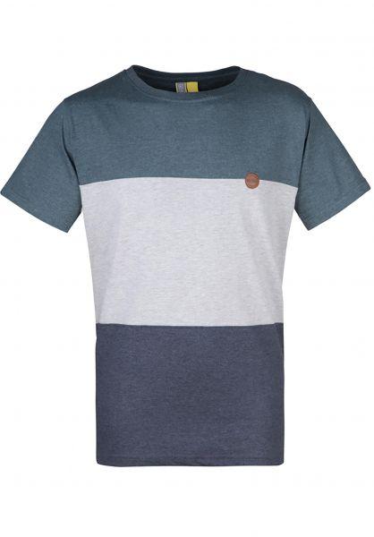 alife and kickin T-Shirts Ben A marine vorderansicht 0399933