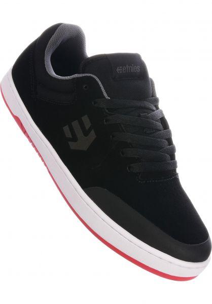 etnies Alle Schuhe Marana x Michelin black-white-red vorderansicht 0604316