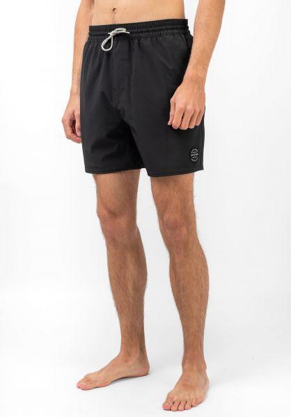 Rip Curl Beachwear Daily 16´´ black vorderansicht 0205385