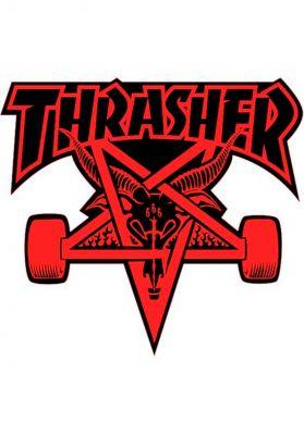 Thrasher Skategoat Die-Cut Sticker
