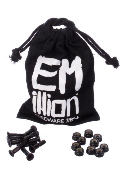 """EMillion Montagesätze 7/8""""-Philips black Vorderansicht"""