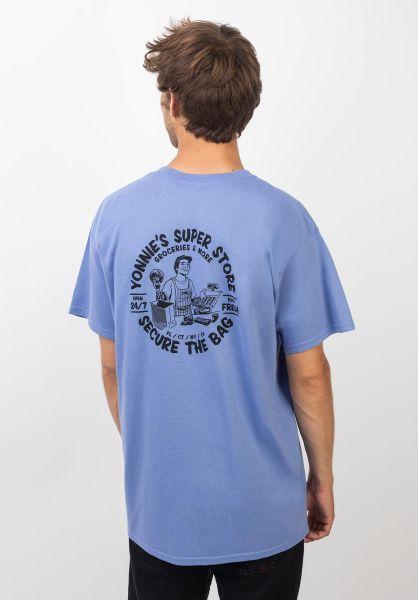 Lakai T-Shirts Yonnies Super Store lilac vorderansicht 0320450