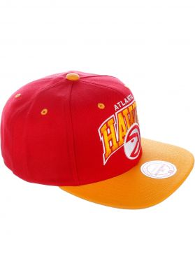 Mitchell & Ness Double Arch SB Atlanta Hawks