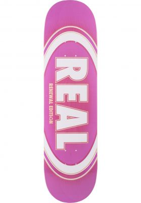 Real Oval Burst Fade PP