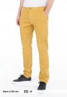 Makia-Chinos-und-Stoffhosen-Chinos-yellow-Vorderansicht