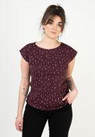 forvert-t-shirts-slana-plum-dots-vorderansicht-0399444
