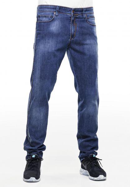 Reell Jeans Nova midblue-flow Vorderansicht