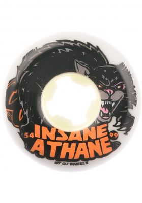 OJ Wheels Cat Insaneathane Hardline 99a
