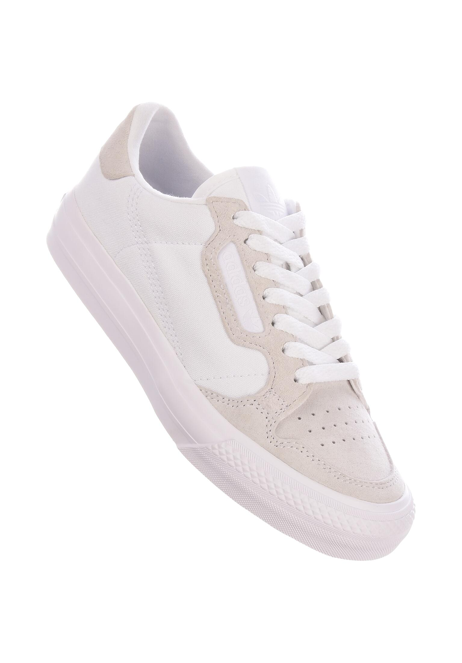 Continental Vulc adidas All Shoes in ftwrwhite for Women | Titus