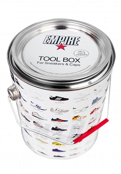 Empire Schuhpflege und Zubehör Tool Box Set no color Vorderansicht