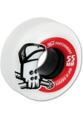 MOB-Skateboards Skull 85A