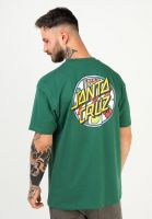 santa-cruz-t-shirts-jackpot-dot-evergreen-vorderansicht-0322587