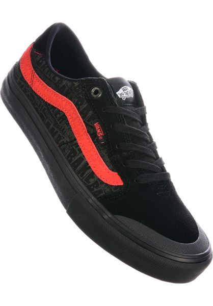 x Baker Style 112 Pro Vans All Shoes in