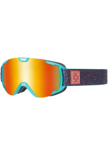 TSG Snowboard-Brille Goggle Expect galaxy spray vorderansicht 0340131