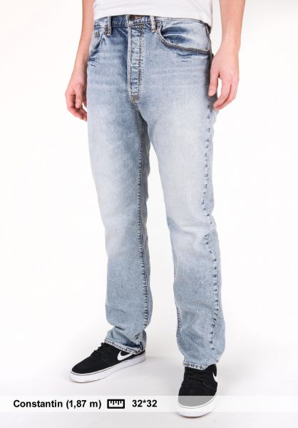 Levis Skate Jeans 501 Original walteria Vorderansicht