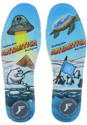 Footprint Insoles Kingfoam Flat Brezinski Flat Earth