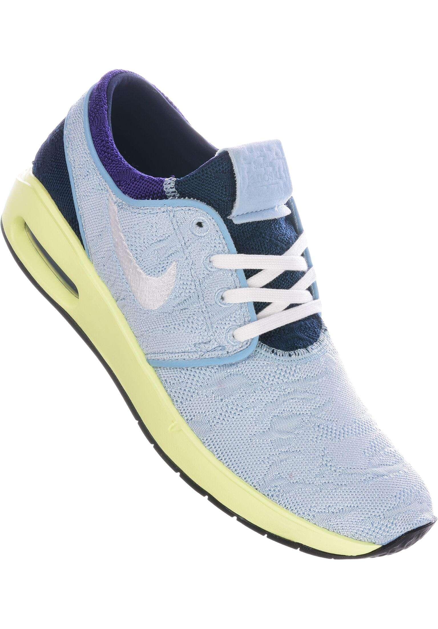 8336697149 Air Max Janoski 2 Nike SB All Shoes in lightamoryblue-white for Men   Titus