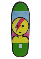 Prime Verschiedenes Lance Mountain X Jason Lee Dough Bowie Board Lapel Pin green Vorderansicht