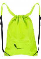 Forvert-Taschen-Neon-Lee-yellow-Vorderansicht