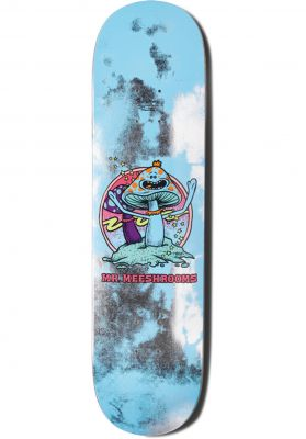 Primitive Skateboards Mr. Meeshrooms
