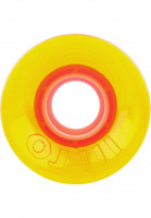 OJ Wheels Rollen Hot Juice Mini 78A trans-orange Vorderansicht