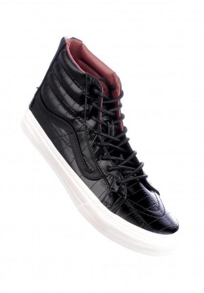 vans leather dames
