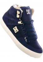 DC Shoes Alle Schuhe Pure HT WC WNT navy-khaki Vorderansicht 0604440