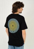 spitfire-t-shirts-classic-swirl-fade-black-blue-yellow-vorderansicht-0383202