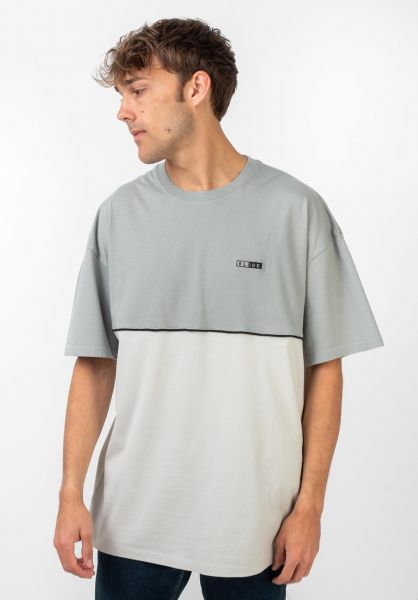 Globe T-Shirts Mid Tier pumice vorderansicht 0320970