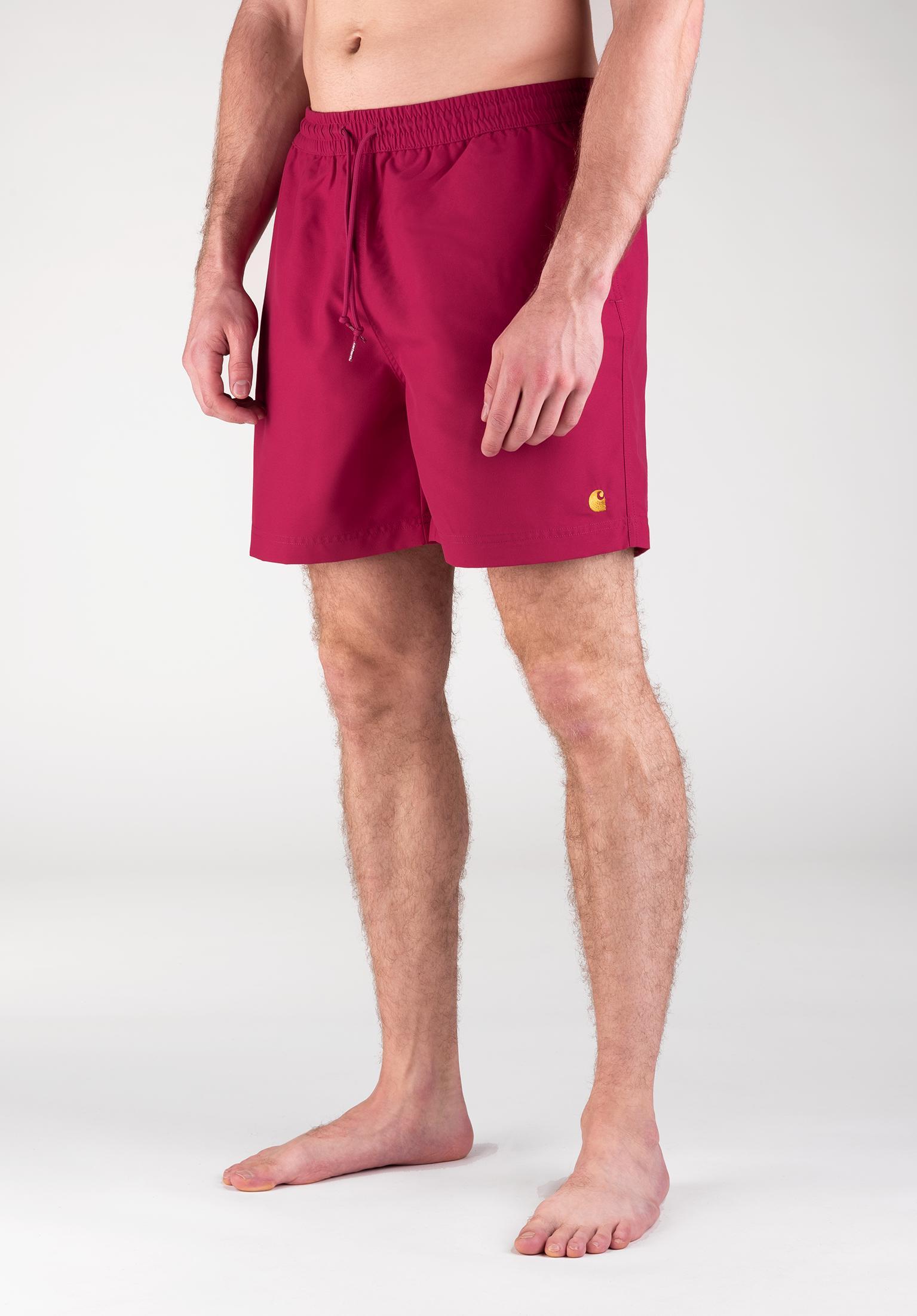 8ed5ff7c2e Chase Swim Trunk Carhartt WIP Beachwear in tango-gold for Men   Titus