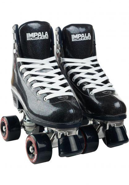 Impala Alle Schuhe Quad Rollschuhe / Rollerskates midnight vorderansicht 0292000