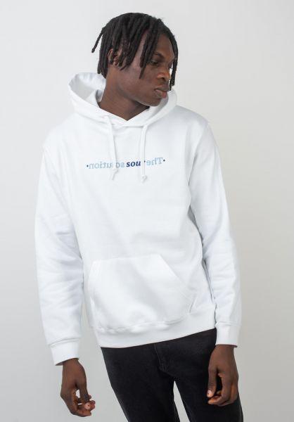 Sour Skateboards Hoodies Mirror white vorderansicht 0445428