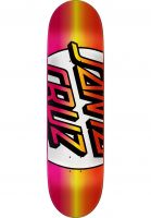 Santa-Cruz Skateboard Decks Big Missing Dot Taper large Vorderansicht