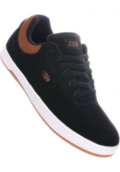 etnies Alle Schuhe Joslin x Michelin black-brown vorderansicht 0604469