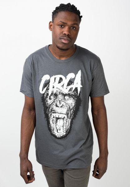C1RCA T-Shirts Scream smoke vorderansicht 0211657