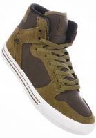 Supra Alle Schuhe Vaider olive-demitasse Vorderansicht