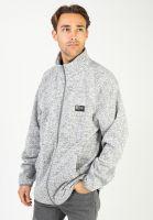 element-sweatshirts-und-pullover-mydland-1-4-zip-charcoalheather-vorderansicht-0423246