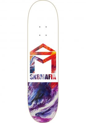 Sk8Mafia House Logo Oil High