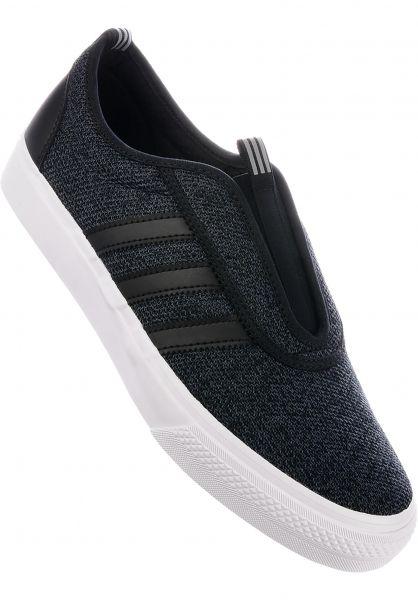 online store bf97d d87ae adidas-skateboarding Alle Schuhe Adi-Ease Kung Fu coreblack-solidgrey  Vorderansicht