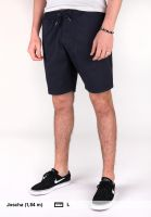 Reell Shorts Easy navy Vorderansicht