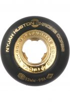 Ricta Rollen Nyjah Huston Chrome Core 99A black Vorderansicht