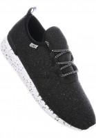 Djinns Alle Schuhe Moc Lau Spots black Vorderansicht