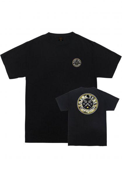 Dark Seas T-Shirts MW Tonkin black vorderansicht 0399559
