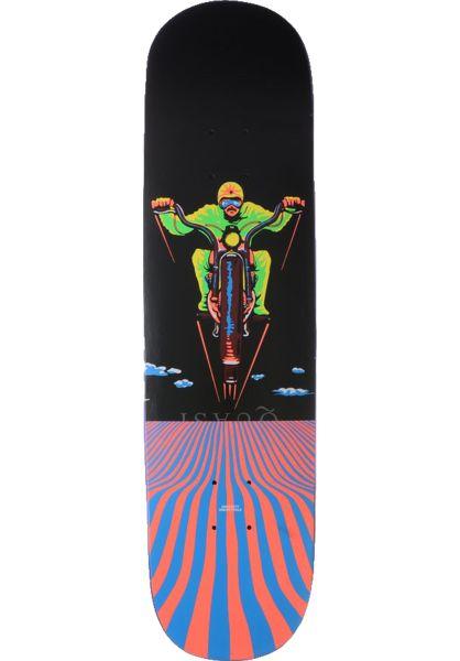 Quasi Skateboard Decks Crockett Dream Cycle multicolored vorderansicht 0266051