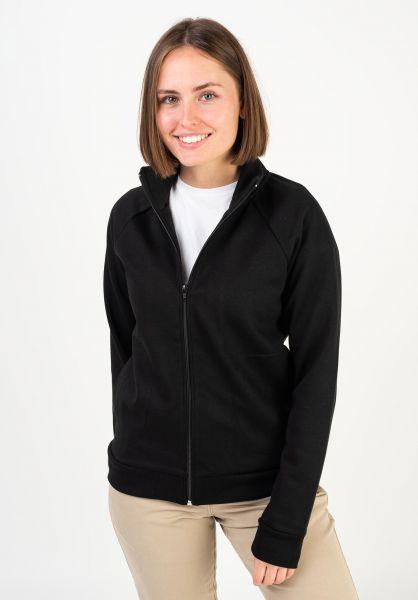 Forvert Sweatshirts und Pullover Mel black vorderansicht 0122732