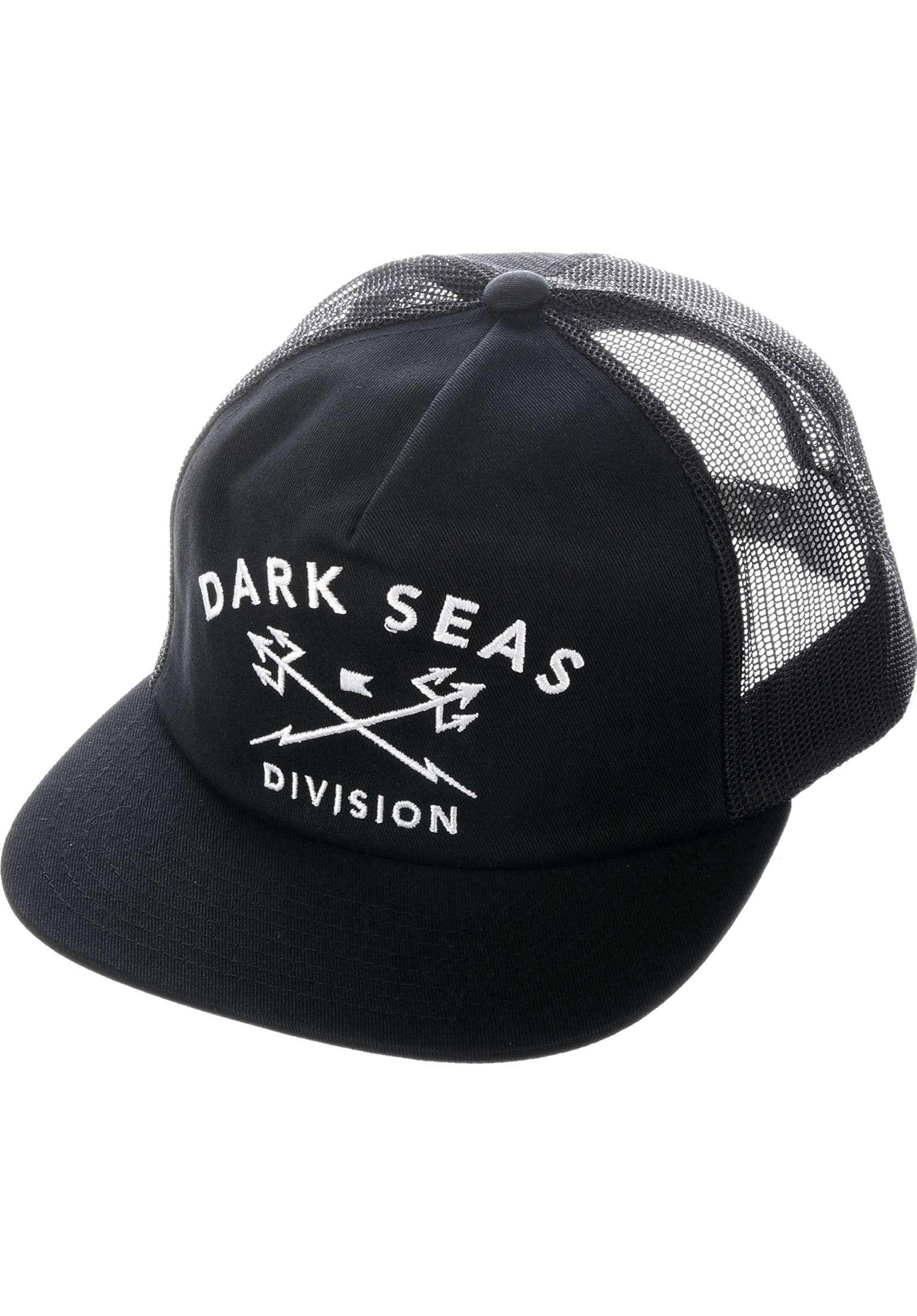 Tridents Trucker Dark Seas Casquettes en black pour Homme   Titus 47240c2d26ec